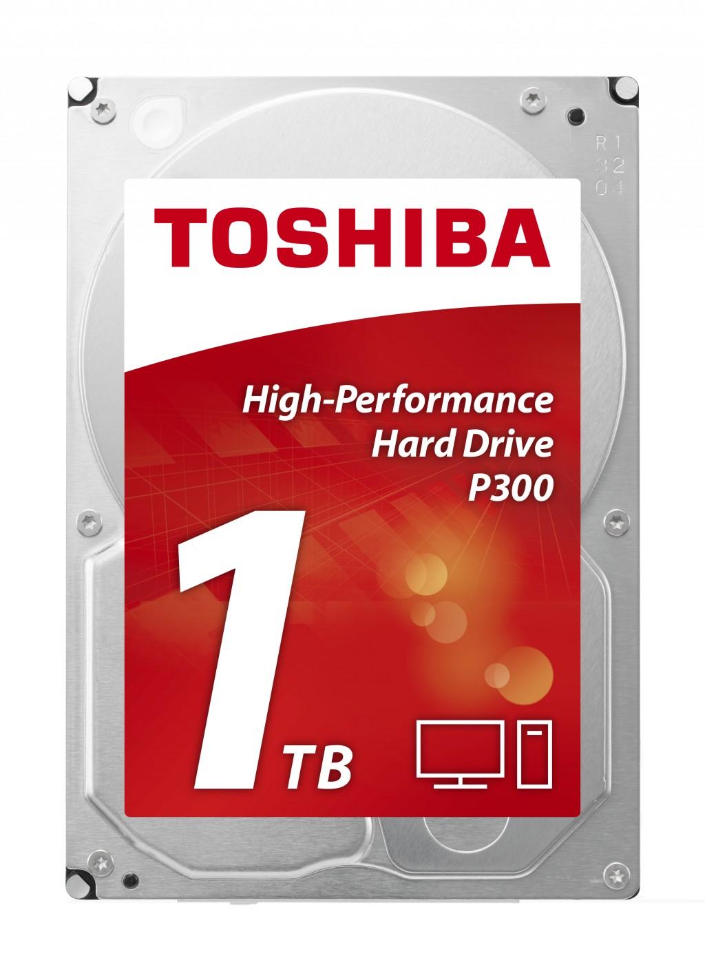 TOSHIBA P300 HP HDD 1TB Bulk