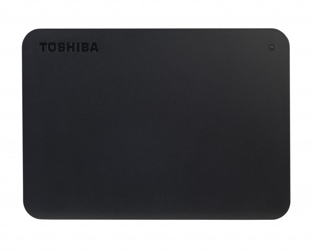 TOSHIBA CANVIO BASICS 2.5 2TB black
