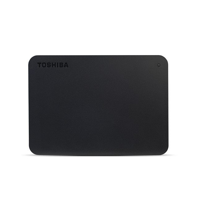 TOSHIBA CANVIO BASICS 2.5 4TB black
