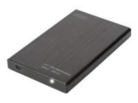 DIGITUS USB 2.0-SATA 2 SDD/HDD Enclosure