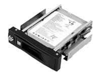 ICYBOX IB-168SK-B IcyBox Mobile Rack 5,2