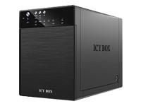 ICYBOX IB-RD3640SU3 External IcyBox 4x 3