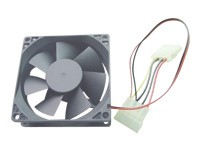 GEMBIRD FANCASE-4 PC case fan Gembird, 8