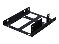 DIGITUS mounting kit 2x 6,4cm HDDs+SSDs