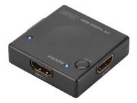 DIGITUS HDMI switch 2-Port 1080p