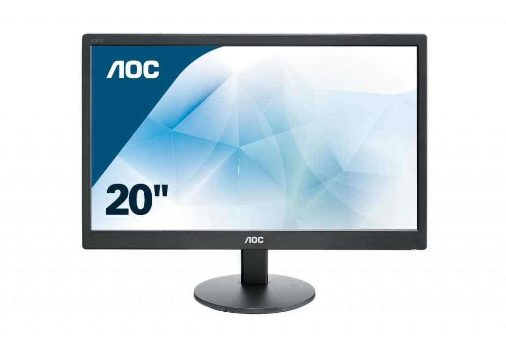 AOC e2070Swn 19,5inch Wide LED 1600x900