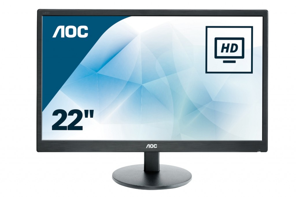 AOC e2270Swn 21,5inch Wide LED 1920x1080
