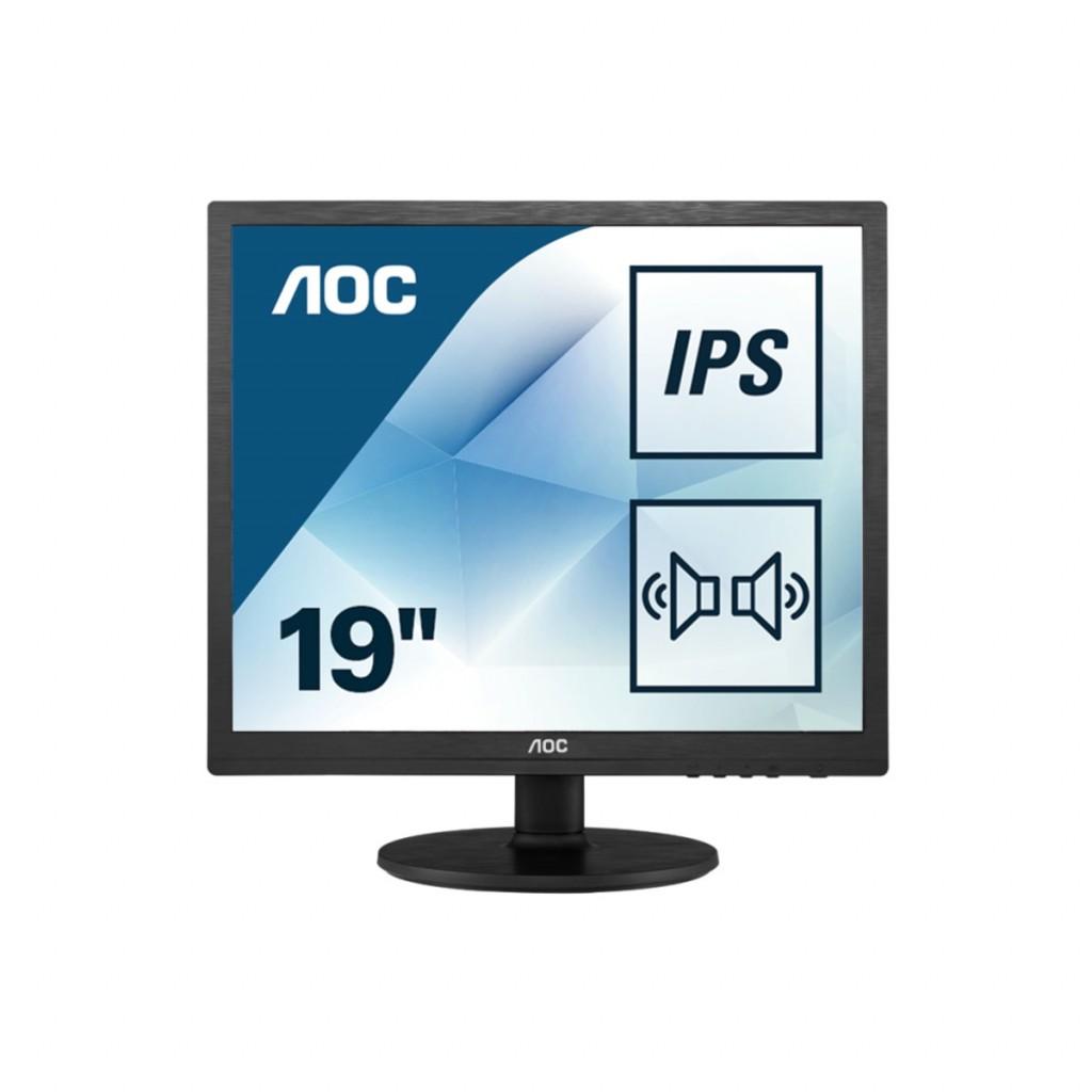 AOC I960SRDA ECRAN IPS 19i 5/4 1280x1024