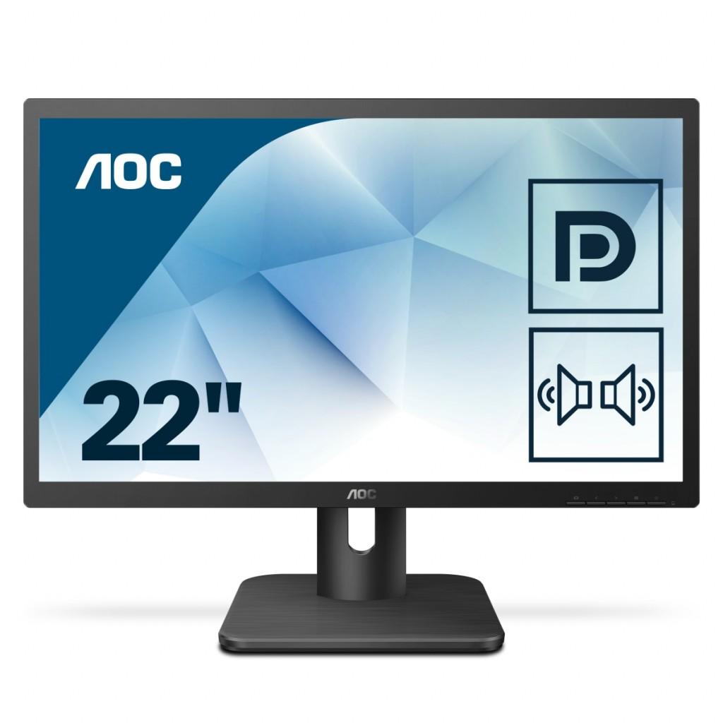 AOC 22E1Q 21.5inch Led Monitor
