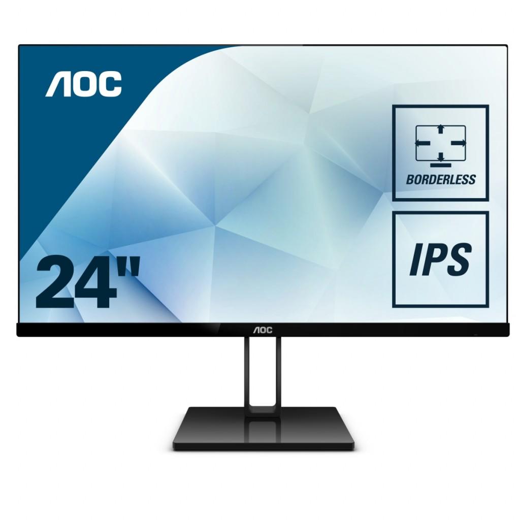 AOC 24V2Q 24inch Display