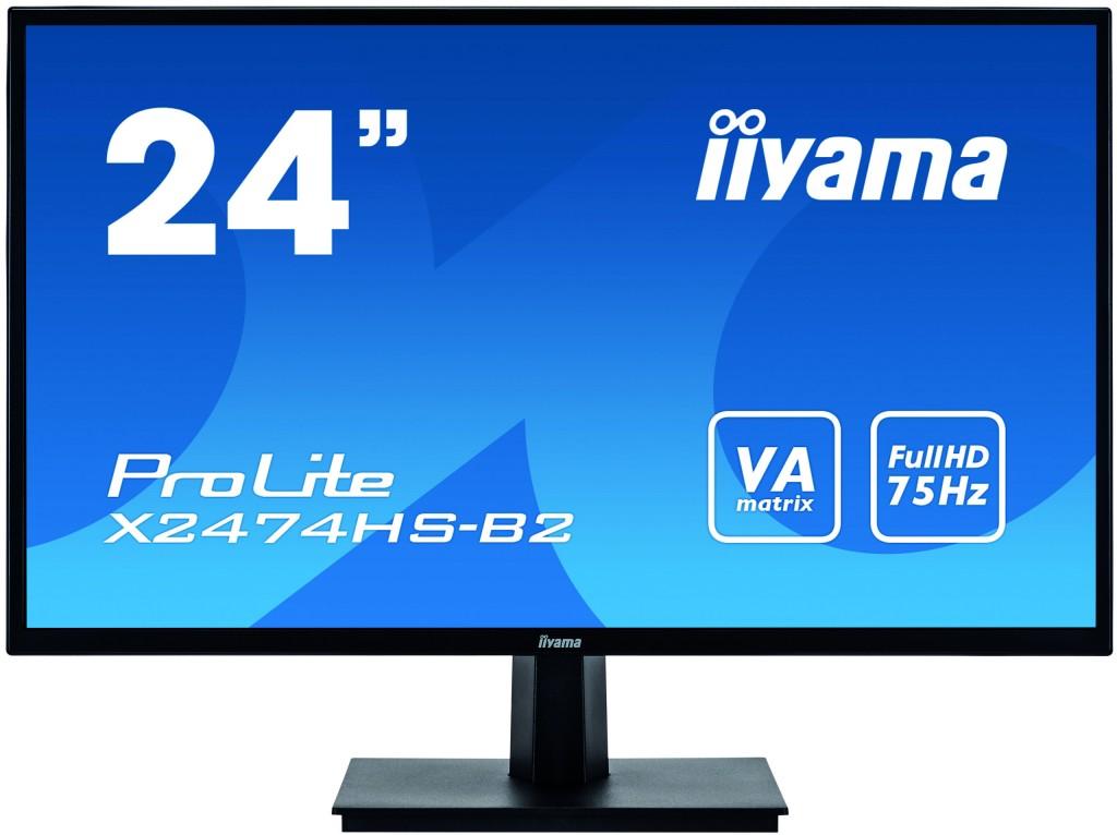 IIYAMA ProLite X2474HS-B2 24inch