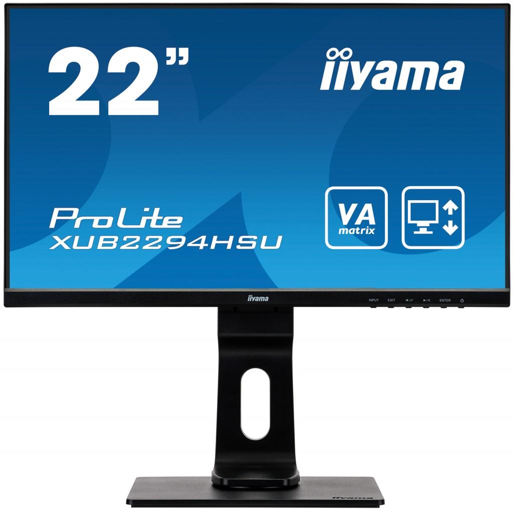 IIYAMA ProLite XUB2294HSU-B1 22inch FHD