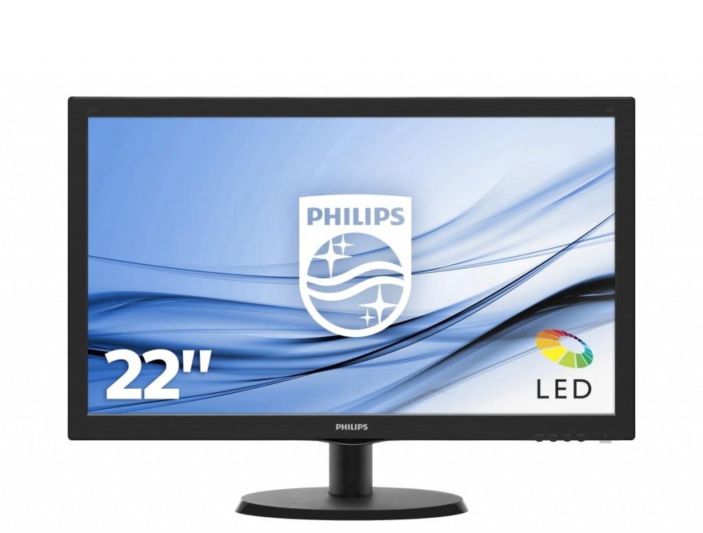 PHILIPS 223V5LSB2/10 Monitor Philips 223