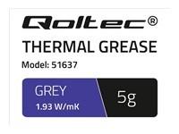 QOLTEC 51637 Qoltec Thermal paste 1.93 W