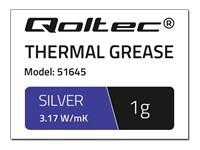 QOLTEC 51645 Qoltec Thermal paste 3.17 W