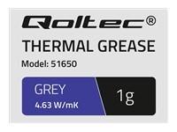 QOLTEC 51650 Qoltec Thermal paste 4.63W/