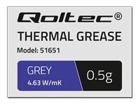 QOLTEC 51651 Qoltec Thermal paste 4.63W/