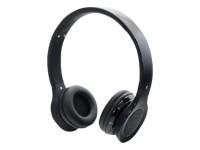 GEMBIRD Bluetooth Stereo Headset black