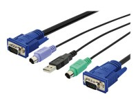 DIGITUS KVM cable for consoles with KVM