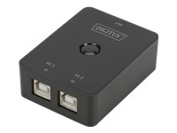 DIGITUS USB 2.0 sharing switch