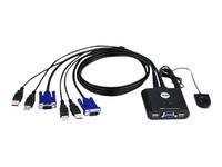 ATEN CS22U-A7 ATEN CS22U 2-Port USB KVM