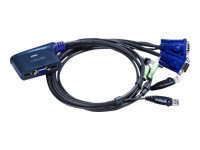 ATEN CS62U-A7 ATEN CS62U 2-Port USB KVM