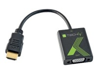 TECHLY 301658 Techly HDMI male to VGA fe