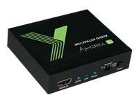 TECHLY 025756 Techly HDMI 4K audio extra