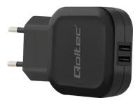 QOLTEC 50185 Qoltec AC adapter   12W   5