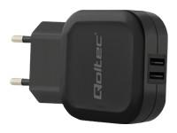 QOLTEC 50186 Qoltec AC adapter   17W   5