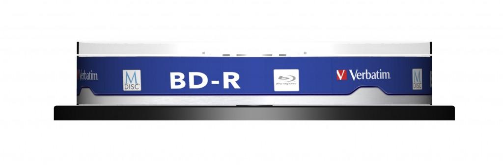 VERBATIM 10x M-Disc BD-R 25GB 4x SP