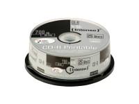 INTENSO 1801124 CD-R Intenso [ cake box