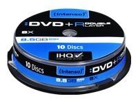 INTENSO 4381142 DVD+R DL DoubleLayer Pri