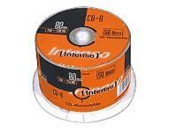 INTENSO 1001125 CD-R Intenso [ cake box