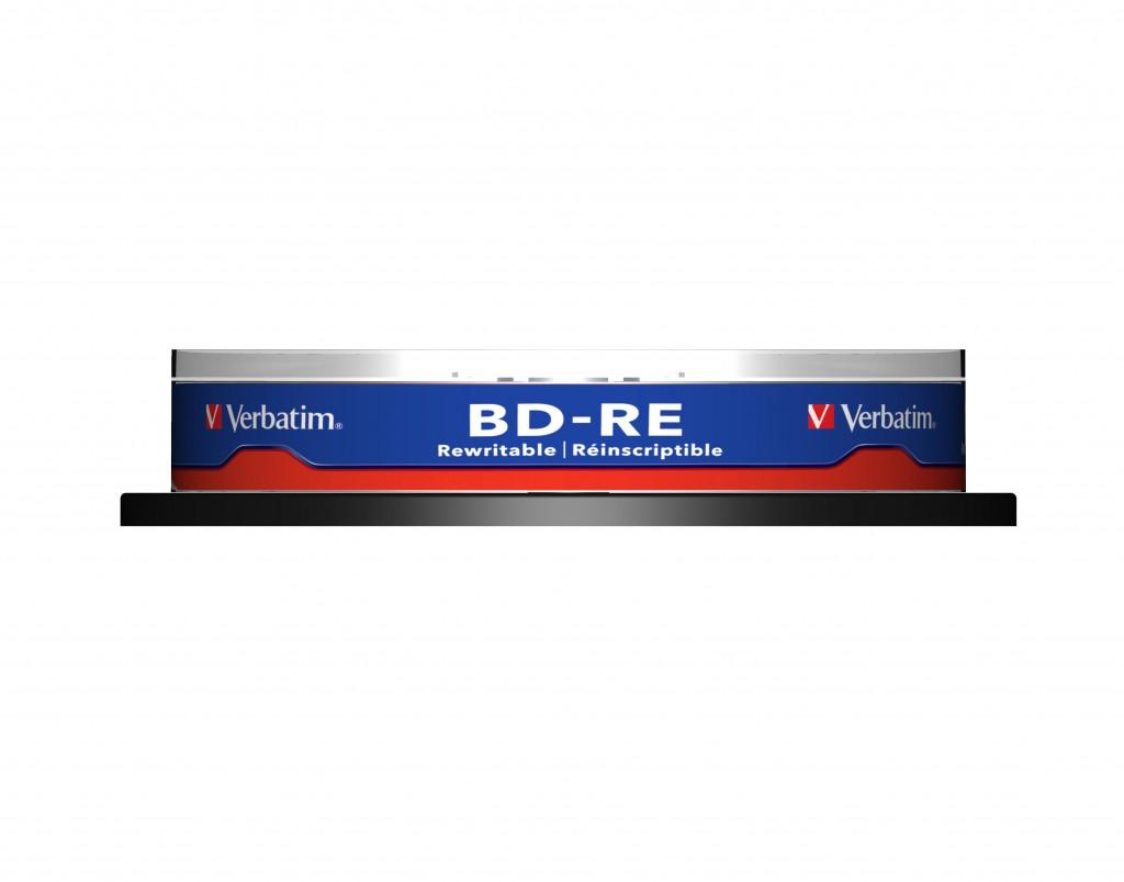 VERBATIM 43694 BluRay BD-RE SINGLE LAYER