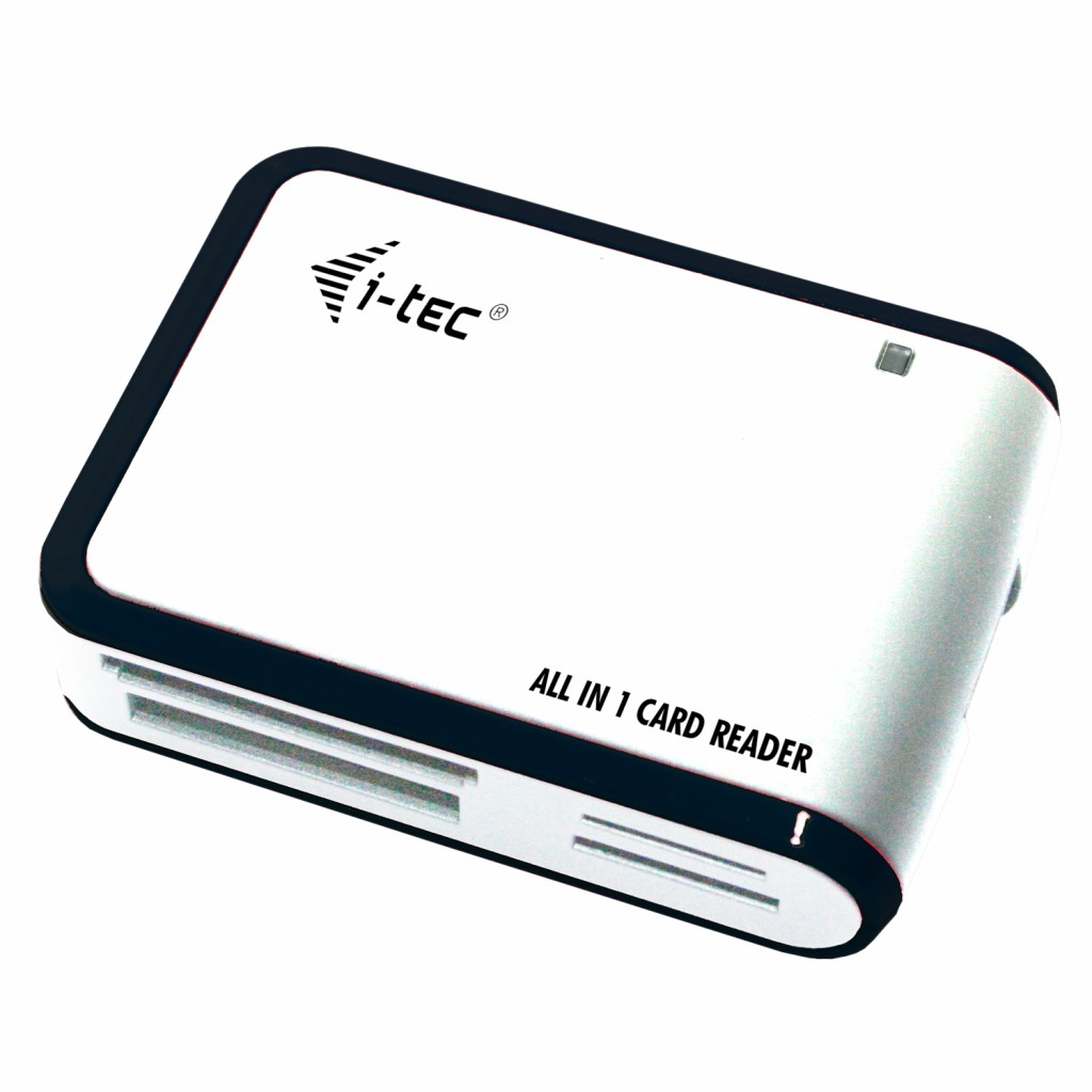 I-TEC Card Reader USB 2.0 All in One