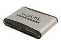 LOGILINK Memory card reader USB 2.0 exte