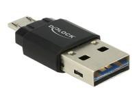 DELOCK 91735 Delock Micro USB OTG Card R