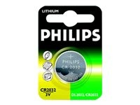 PHILIPS CR2032 3,0V Coin Blister