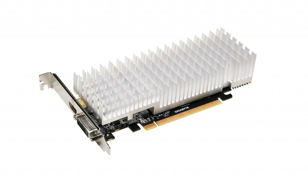GIGABYTE GeForce GT 1030 Silent LP 2GB