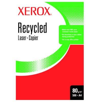 XEROX Paper Recycled A4 80g/qm