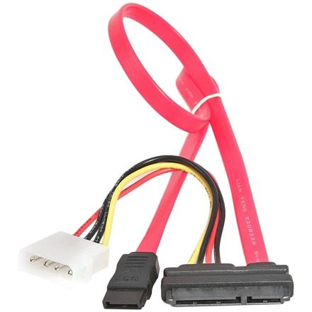 Gembird CC-SATA-C1 Serial ATA III data and power combo cable Cablexpert