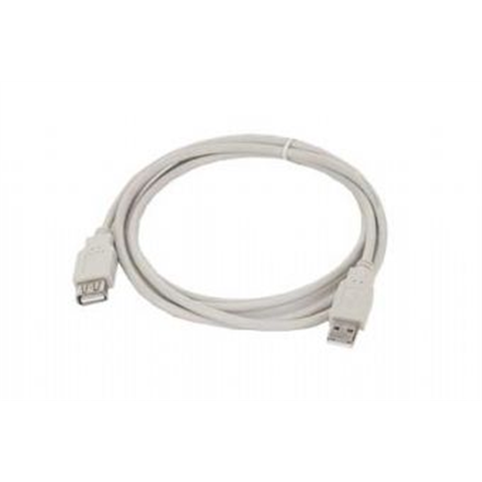 USB 2.0 A-plug A-socket 3m cable Cablexpert