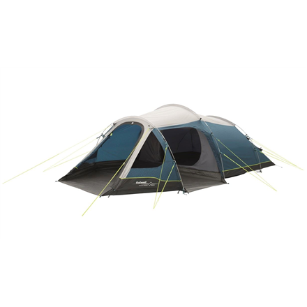Outwell Earth 4 Tent, 4 persons, Blue