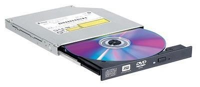 DVD RW SATA 8X INT SLIM BULK/BLACK GTC0N HLDS