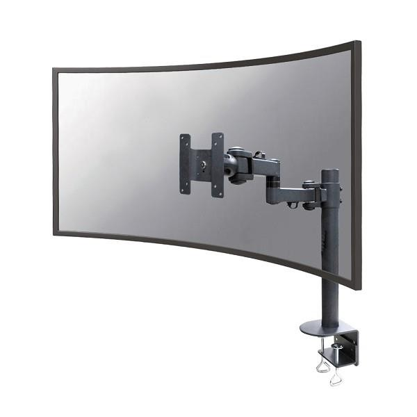"Neomounts by Newstar FPMA-D960PLUS 124,5 cm (49"") Klamber Must"