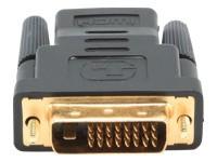 GEMBIRD adapter HDMI(F)->DVI(M), A-HDMI-