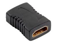 LANBERG AD-0018-BK Lanberg adapter HDMI-