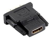 LANBERG AD-0013-BK Lanberg adapter HDMI(