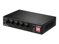EDIMAX ES-5104PH v2 Edimax 5x10/100 Swit